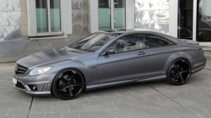 Hard as a rock - Mercedes-Benz Grey Stone Edition