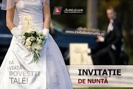 De unde pot cumpara invitatii de nunta?