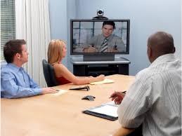 Videoconferinta si joburile bine platite
