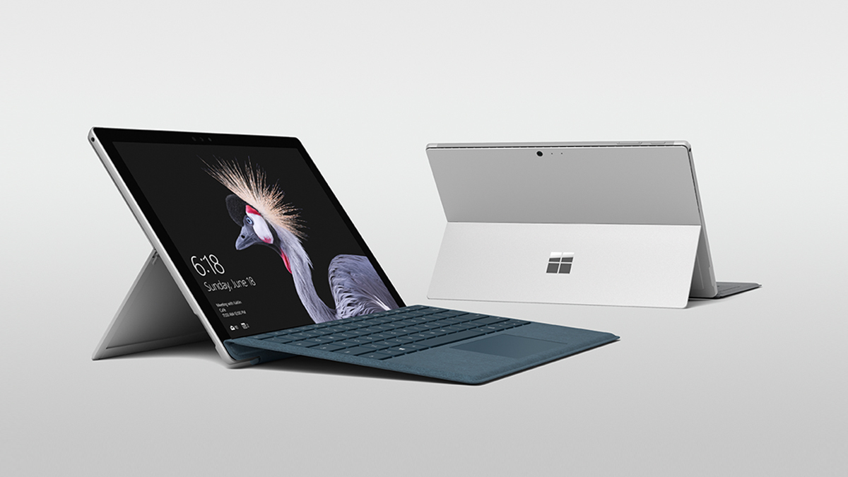 Microsoft Surface Pro 2017 – evolutie si design