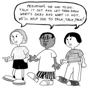 Youth mediation courses