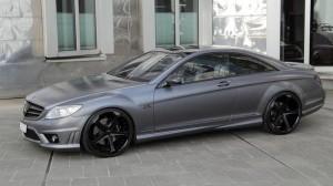 Hard as a rock - Mercedes-Benz Grey Stone Edition