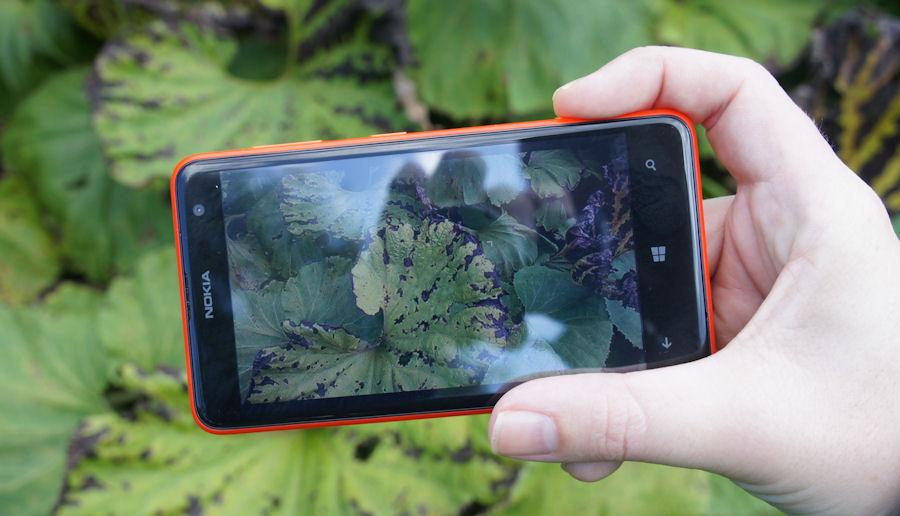 Nokia Lumia 625 – camera, video, internet
