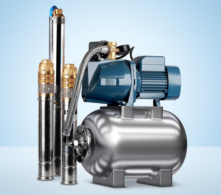 Pompe submersibile regim hidrofor