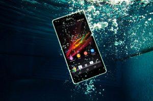 Sony Xperia Z3 – nu atat de waterproof pe cat ai putea crede