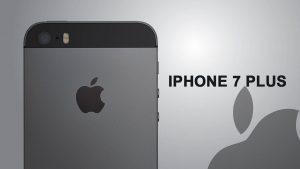 De ce sa alegi un iPhone 7 Plus ?