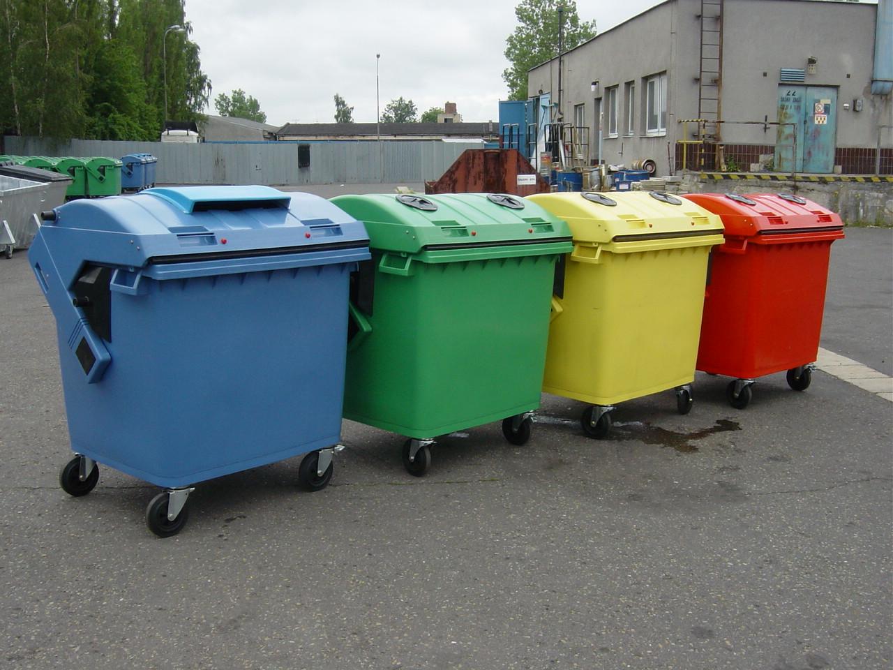 Care sunt cele mai cunoscute containere din plastic?