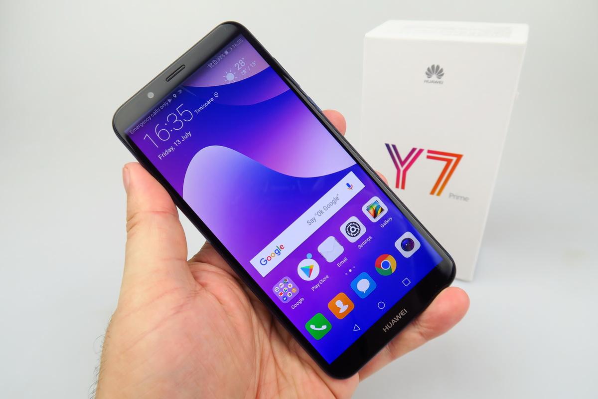 Care este cea mai mare problema pentru Huawei Y7 Prime?