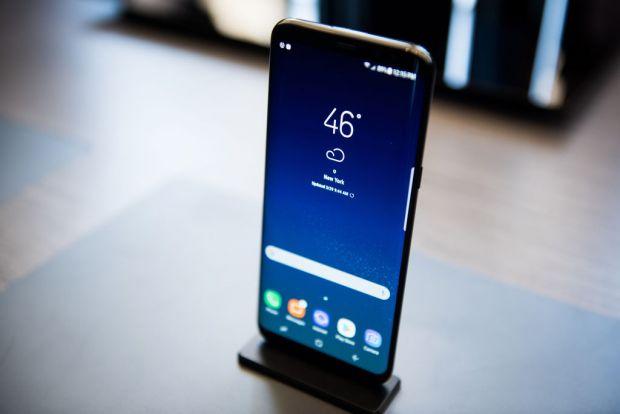 Ce probleme poate avea un Samsung Galaxy S8?