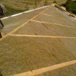 Termoizolatie exterioara acoperis