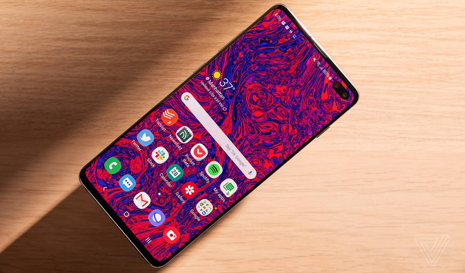 Doua probleme majore pentru Samsung S10